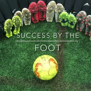 BC UNITED 09 Girls Travel Soccer Fundraiser - SUCCESS by the FOOT!