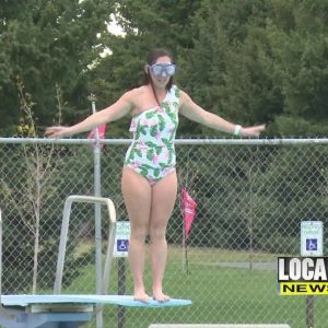 City of Ammon holds swimming pool fundraiser