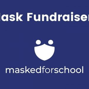 Face Mask Fundraiser for Schools l Canada and USA
