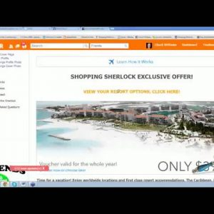 Shopping Sherlock FREE Church Fundraiser For Pastors & Churches FREE Online Fundraising Overview