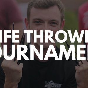 Knife Throwing Tournament - Fundraiser for Disabled American Veterans