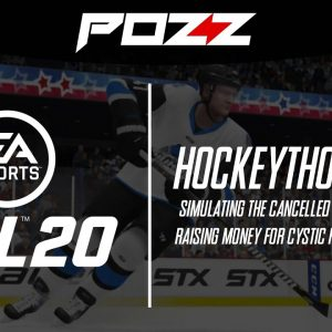 HockeyThon 2020: Fundraiser Event - Simulating the End of the Cancelled 2019-20 ECHL Season