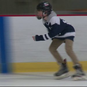 Teen`s skating fundraiser in honor of lost friend draws hundreds of hockey players