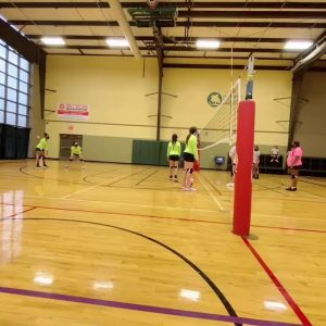 Volleyball 500 point Fundraiser